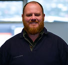 Mark Henderson The big friendly ginger looking after projects and events