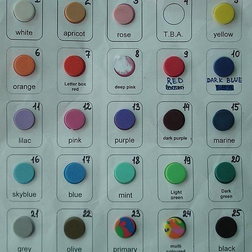 Спайдеры цветные (упак. 150 штук).