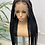 Thumbnail:  34inches  LOLA full lace wig in 1b (ready to ship)