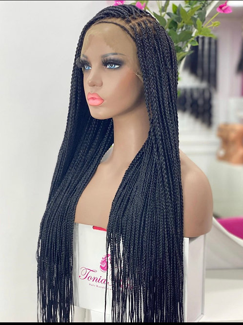 24inches  bisola full lace wig in 1b (ready to ship)