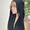 Thumbnail: 30inches  sofia  full lace wig in 1b (ready to ship)