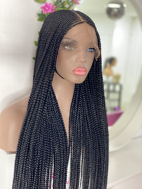 30inches  sofia  full lace wig in 1b (ready to ship)