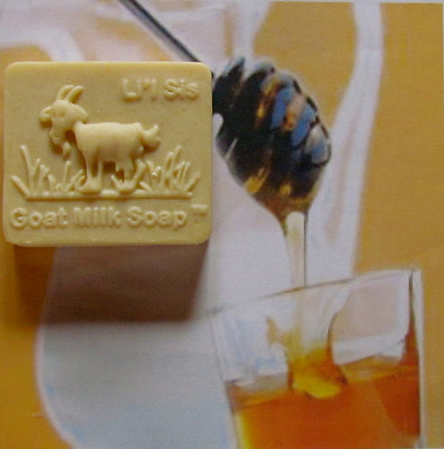 Li'l Sis Milk & Honey Goat Milk Soap