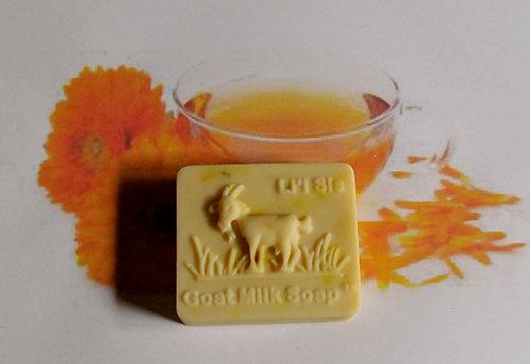 Li'l Sis Honey Calendula Goat Milk Soap