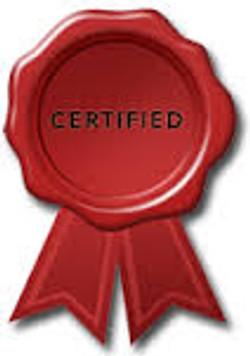 Li'l Sis Goat Milk Soap is Certified