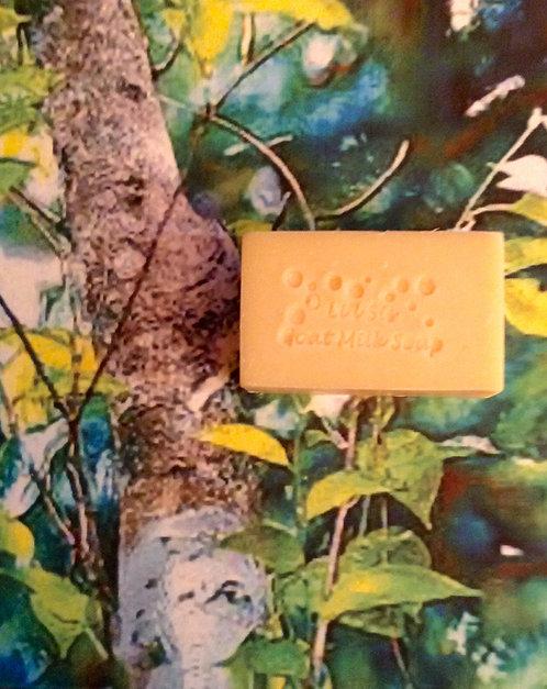 Li'l Sis Sandalwood Goat Milk Soap