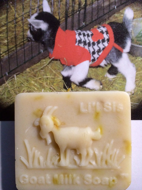 Li'l Sis Baby Goat Milk Soap