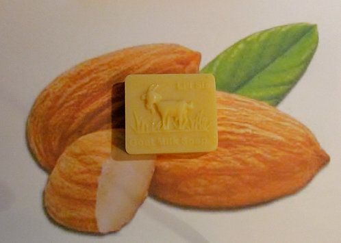 Li'l Sis Honey Almond Goat Milk Soap