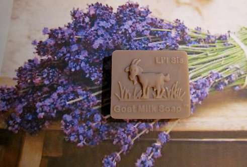 Li'l Sis Lavender Bubbles Goat Milk Soap