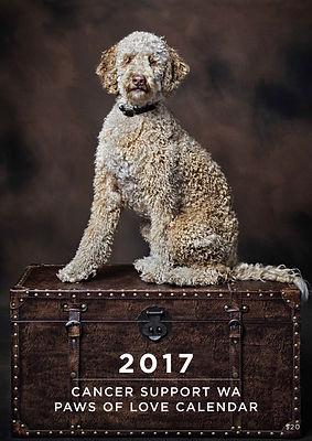 2017 Paws of Love Charity Calendar