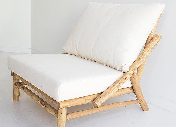 Lombok 1 seater sofa