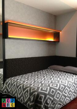 Dormitório Led