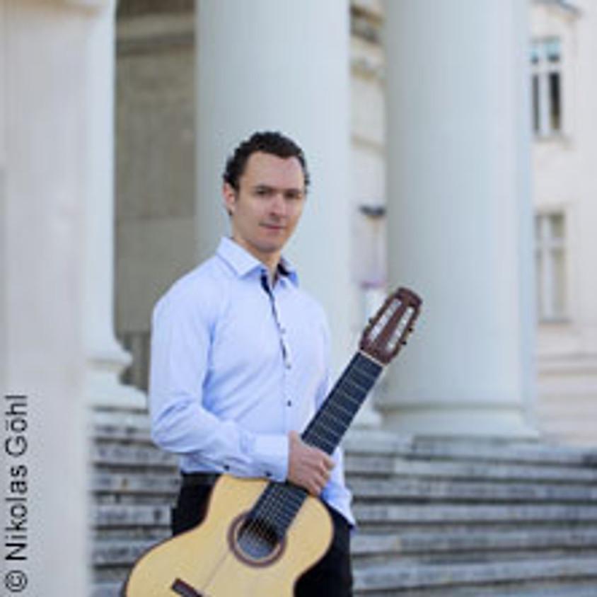 Damien Lancelle, Gitarre