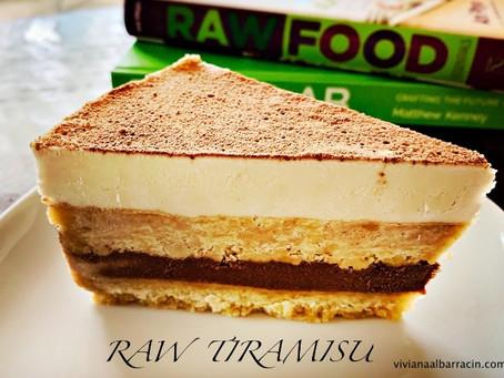 Recipe - Raw Tiramisú