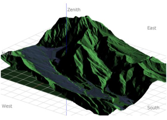 太陽光発電 3Dモデリング
