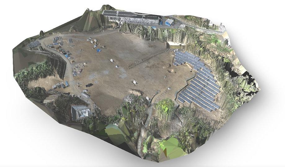 太陽光発電 3D設計