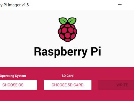 Raspberry Piのセットアップ手順について
