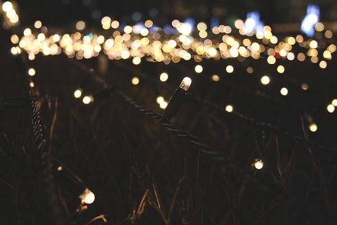 LED String, Fairy Light Hire, Wedding Hire, Light Hire.