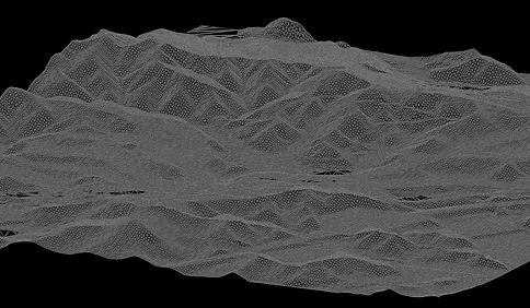 太陽光発電 3Dモデリング 基盤地図