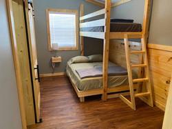 Twin over Queen Bed