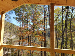 View from Red Cabin
