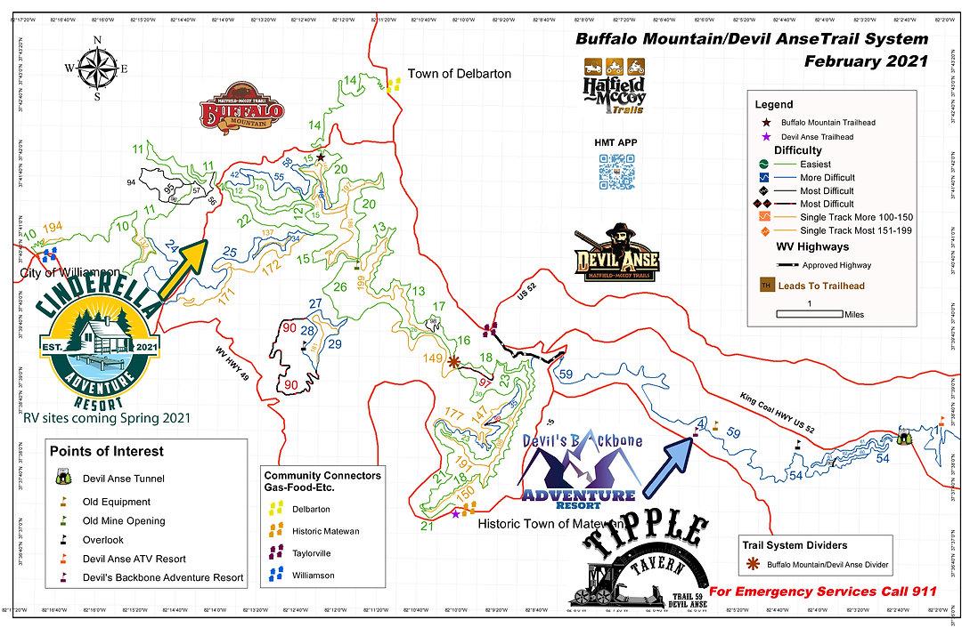 02-26-21 TT, DBAR & CAR Map on HMT (Rock