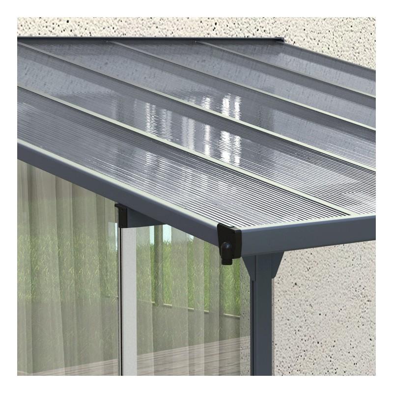 Pergolas justables en aluminium X-METAL