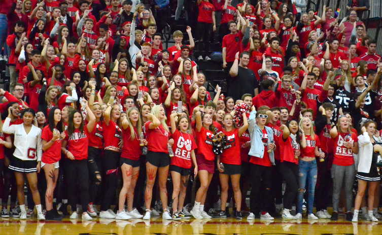 GBHS Student Section
