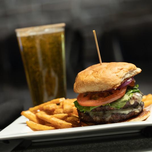 Fat Alvis Burger