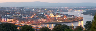 Derry/Londonderry, Ireland | | 7 Day Private Guided Tour Itinerary