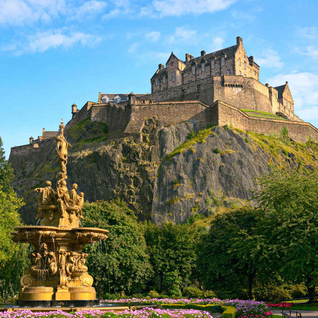 14 Day Scotland & Ireland City Tour