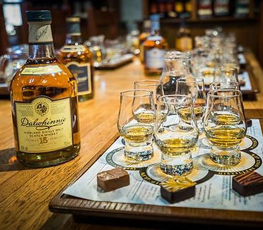 Dalwhinnie Whiskey Distillery Tastings, Scotland | 7 Day Private Guided Tour Itinerary