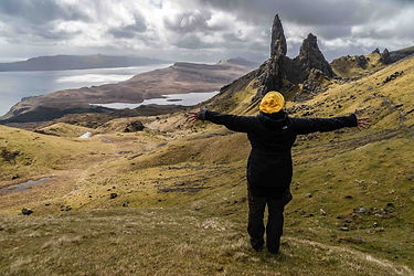 Old Man of Storr, Isle of Skye | 15 Day Private Guided Tour