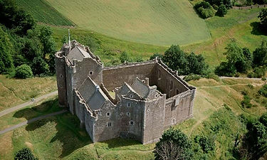 Doune Castle, Scotland, Outlander | 6 Day Private Guided Tour Itinerary