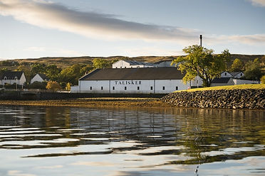 Talisker Whiskey Distillery, Scotland | 7 Day Private Guided Tour Itinerary