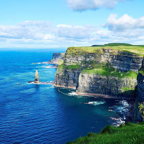 A Guide To Ireland's Natural Scenery