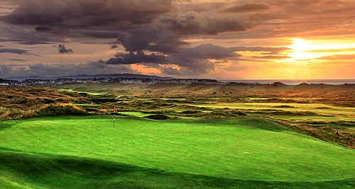 6 Day Irish Golf Tour