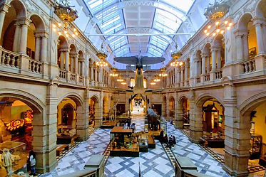 Kelvingrove Art Museum, Scotland | 7 Day Private Castle Tour Itinerary