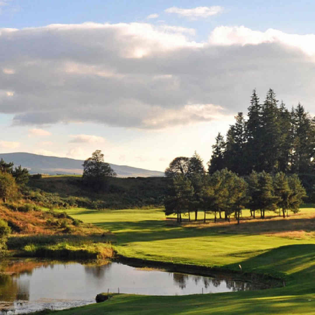 6 Day Scottish Golf Tour