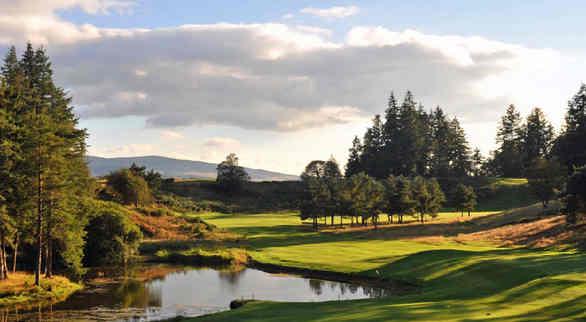 6 Day Scottish Golf Tour