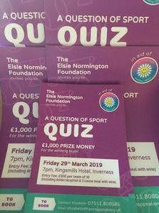 J Thomson Sponsor The Elsie Normington Foundation