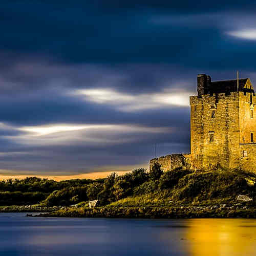 7 Day Irish Castle Tour