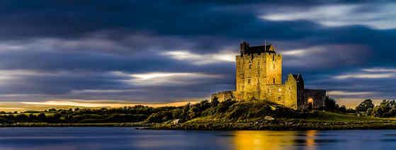 7 Day Irish Castle Tour