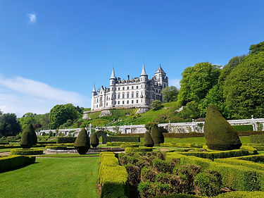 Dunrobin Castle, Scotland | 4 Day Private Driver-Guided Tour