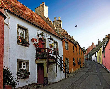 Culross Village, Scotland | 3 Day Private Outlander Tour