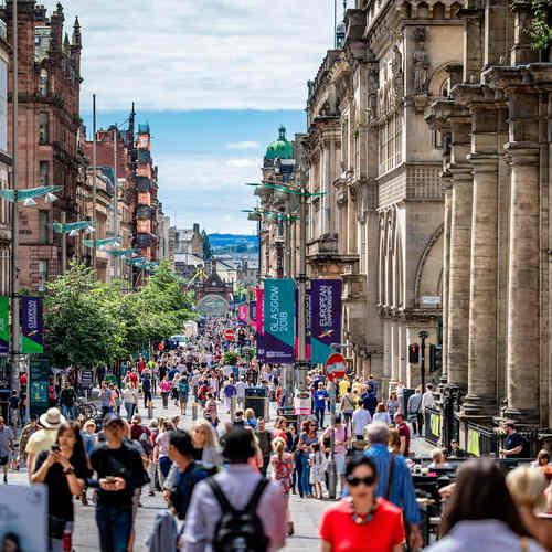 10 Day Scottish & Irish City Tour