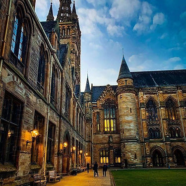 Glasgow University, Scotland | 3 Day Private Guided Tour
