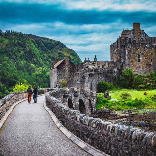 6 Day Scottish Castle Tour