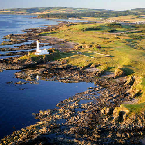 14 Day Scottish & Irish Golf Tour