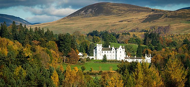 Blair Castle, Scotland | 4 Day Private Driver-Guided Tour